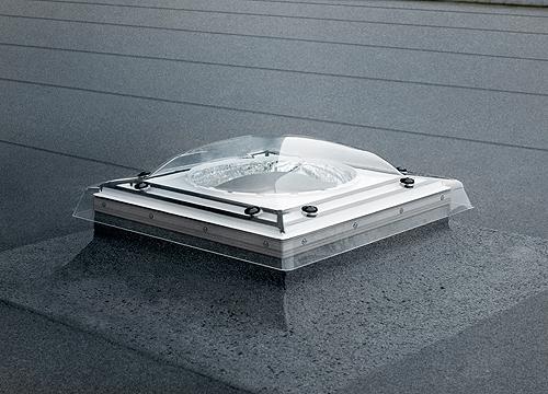 Lichtkuppel  Lichtkuppel - Lichtbänder | Büdenbender Dachtechnik