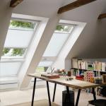 Klapp-Schwingfenster Velux