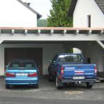 Carport Zimmerei