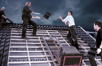 Das Team von Büdenbender Dachtechnik, Ihrem Dachdeckermeister